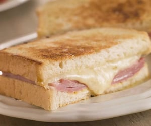 bread, cheese, and ham image