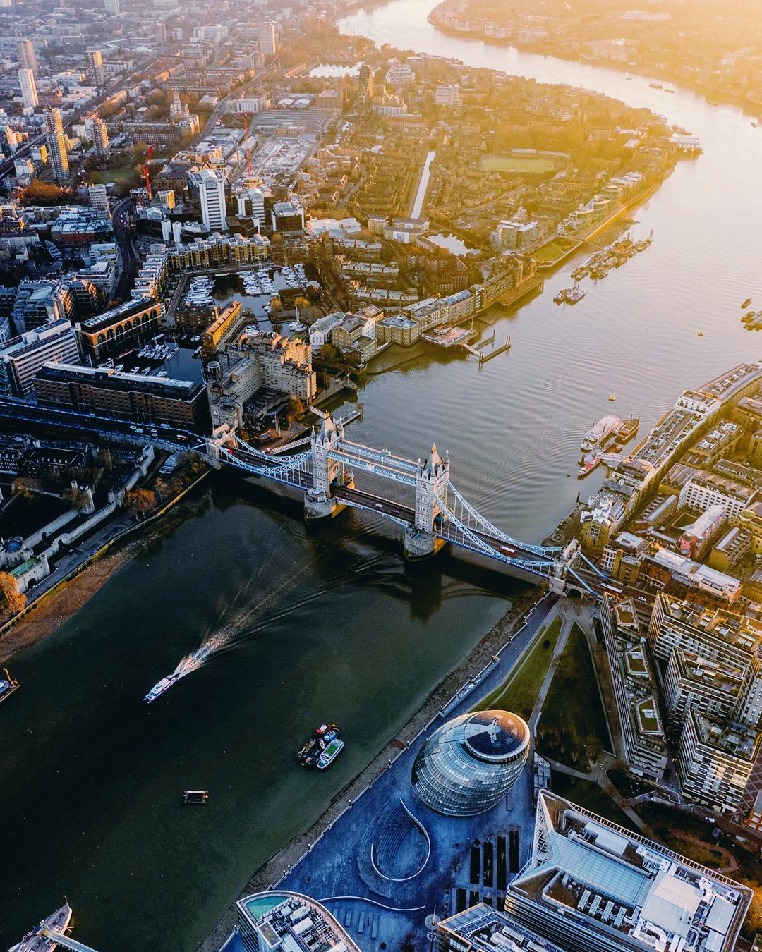 aerial photography, aerial view, and cities image