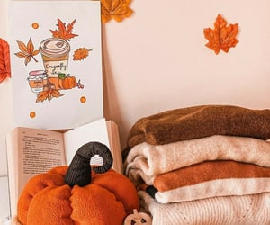 autumn, colors, and family image