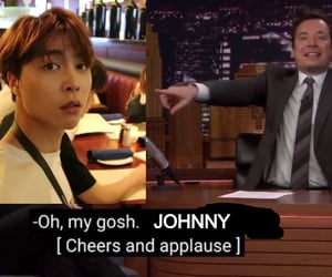 johnny, johnseo, and meme image