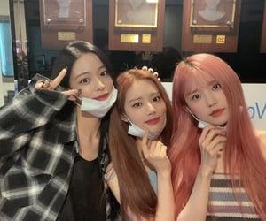 kpop, hayoung, and jiwon image