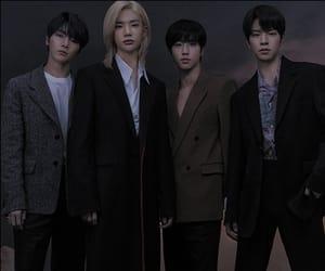 hyunjin, seungmin, and stray kids image