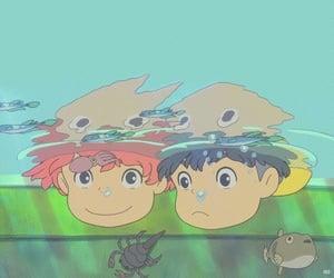 animals, fish, and friendship image