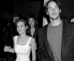 1980s, actor, and keanu reeves image