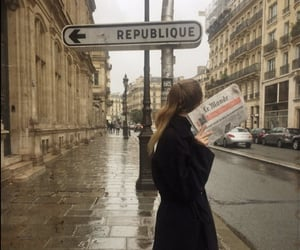paris, aesthetic, and city image
