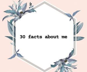 article, facts, and me image