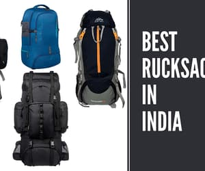 travel, rucksack, and backpack image