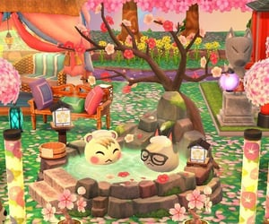 animal crossing and cute image