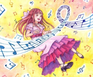 music, love live, and aqours image
