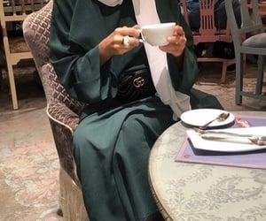 girly, hijab, and vibe image
