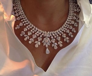 bijoux, jewels, and lady image
