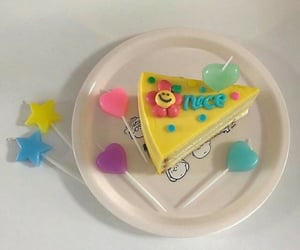 aesthetic, cake, and cakes image