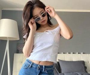 jennie kim, kpop flawless music, and photoshoot love icons image