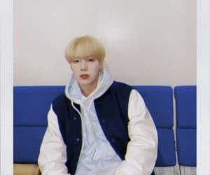 blonde, inkigayo, and polaroid image