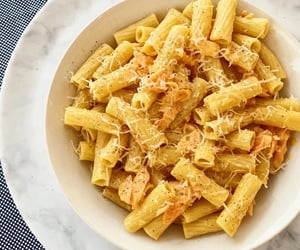 cheese, noodles, and pasta image