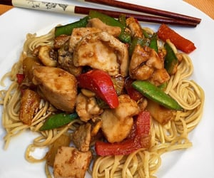 asian, Chicken, and chinese image
