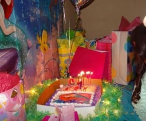 birthday, disney, and childhood image