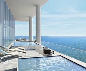 beach and pool image