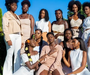 cool, empowerment, and fashion image