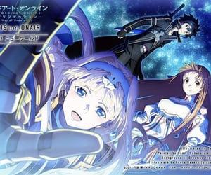 alice, kawaii, and asuna image