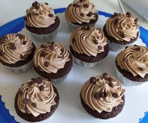 Swiss meringue chocolate Cupcakes