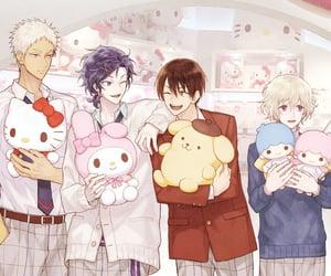 aesthetic, sanrio, and anime image