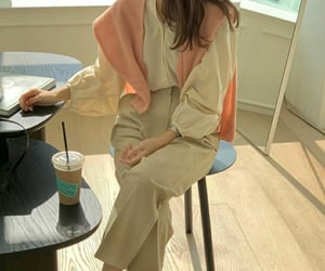 fashion, beige, and Dream image