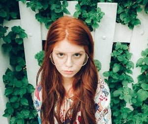 aesthetic, ginger, and grunge image