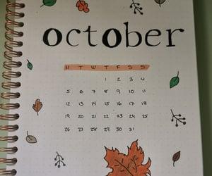 diy, fall, and journal image