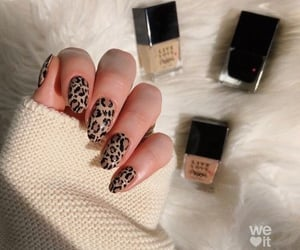 nails, art, and girl image