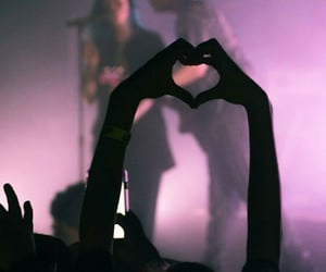 aesthetic, concert, and deep image