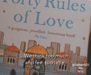 ali, novel, and rules image