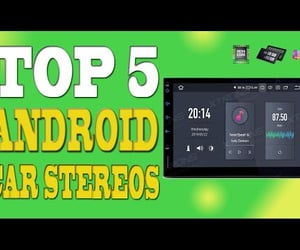 video, car radios, and android auto image