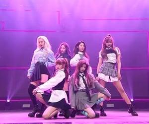 kpop, purple, and stage image