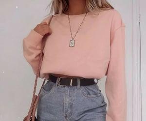 belleza, pink, and rosa image