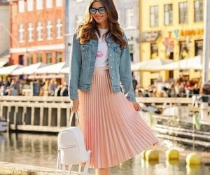 moda, outfits, and belleza image