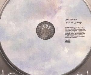 cd, sweetener, and ariana grande image