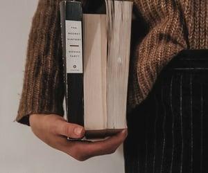 books, dark academia, and aesthetic image