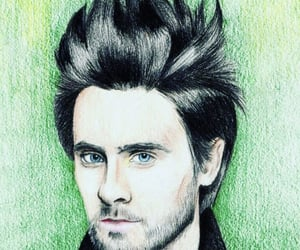 30 seconds to mars, fanart, and jared leto image