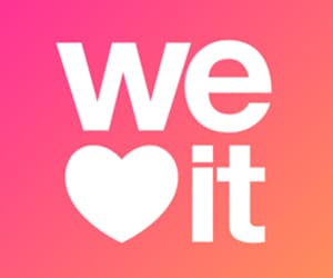 we heart it akeemah, st23alee02, and follow me on tik tok image