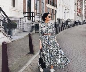 arabic, bloggers, and fall fashion image