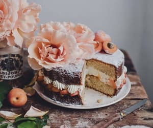 delicate, dessert, and food image