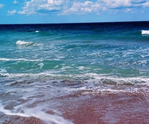 Sea sunny beach