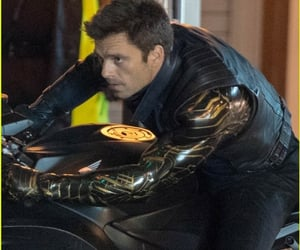disney +, the winter soldier, and the falcon image