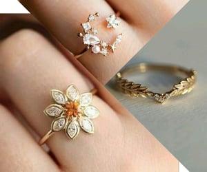 accessories, oro, and plata image