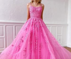 dresses, formal dress, and formal gown image