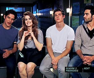 cast, family, and gif image
