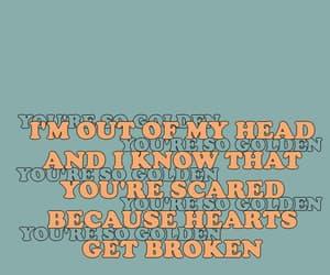 fine line, golden, and Lyrics image