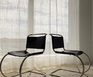 aesthetic, chairs, and decor image