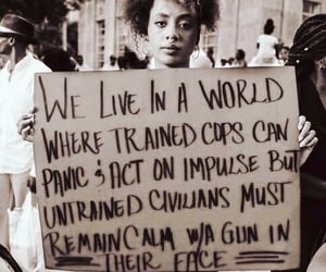 entertainment, knowledge, and nojusticenopeace image
